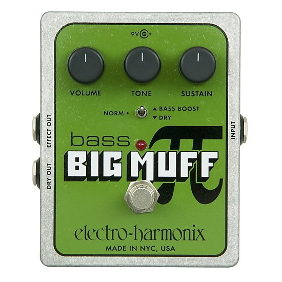 Bass Guitar Effects image