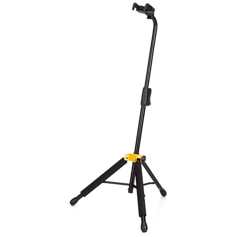 hercules gs414b auto grip system guitar stand world of music. Black Bedroom Furniture Sets. Home Design Ideas