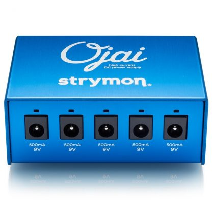 Strymon Ojai Compact High Current Power Supply Front