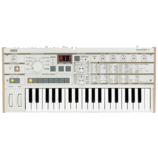 Korg Microkorg XL+ Synthesizer/Vocoder   World of Music