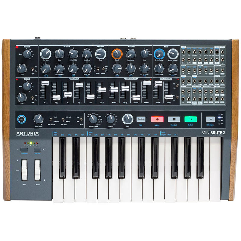 Synths & Workstations image