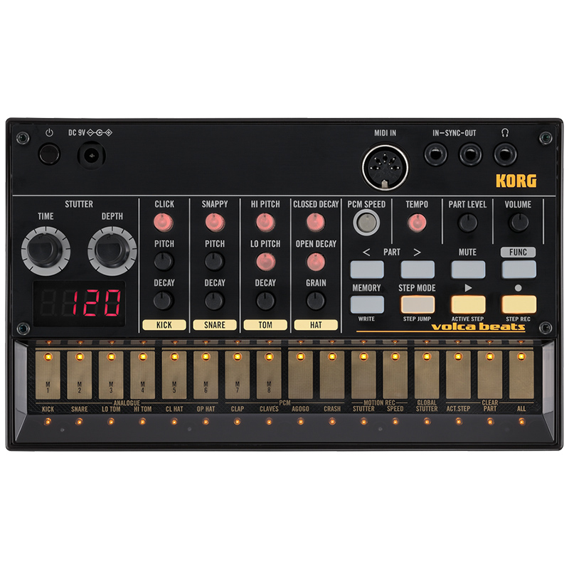 Electronic Percussion & Drum Machines image