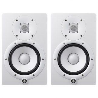 "Yamaha HS7 Nearfield 6.5"" Studio Monitors White"
