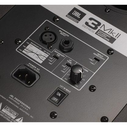 """JBL LSR305 MKII 5"""" two way Studio Monitors"""