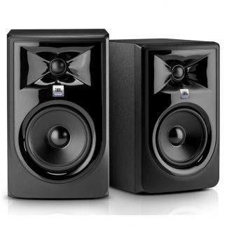 "JBL LSR308 MKII 8"" Studio Monitors"