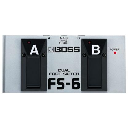 Boss FS6 Dual Foot Switch