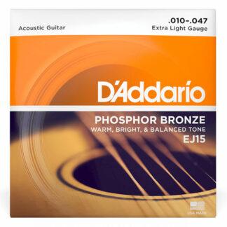 Daddario EJ15 Acoustic Strings