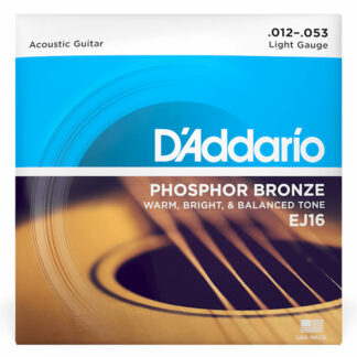 Daddario EJ16 Strings