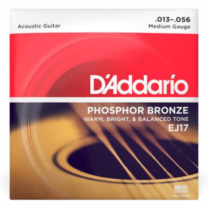 Daddario EJ17 Strings