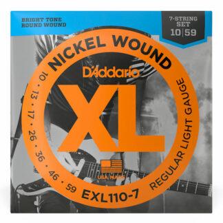 Daddario EXL110-7 7 String