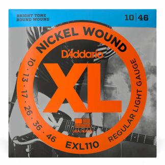 Daddario EXL110 Electric Strings