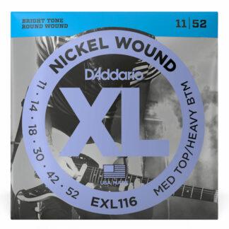 Daddario EXL116 Electric Strings