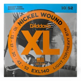 Daddario EXL140 Electric Strings