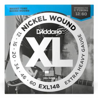 Daddario EXL148 Electric Strings
