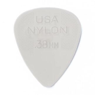 Dunlop Nylon 0.38mm Picks