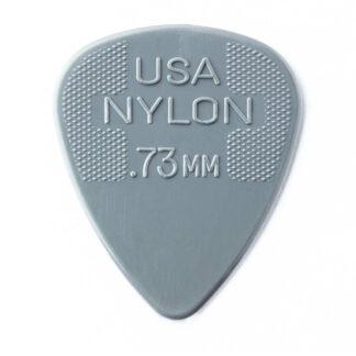 Dunlop Nylon 0.73mm Grey Picks