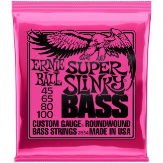 Ernie Ball Super Slinky Bass Strings