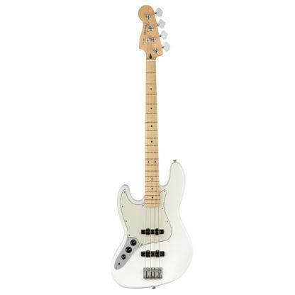 Fender Player Jazz Bass Left Handed MN Polar White