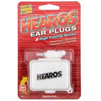 Hearos Hi-Fidelity Ear Plugs