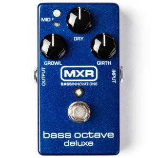 MXR Bass Octave DLX