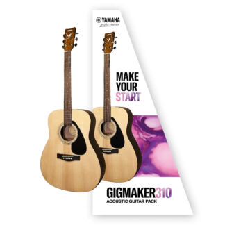 Yamaha Gigmaker310 Acoustic Pack
