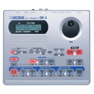 Bos DR3 Drum Machine