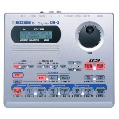 Bos DR3 Drum Machine