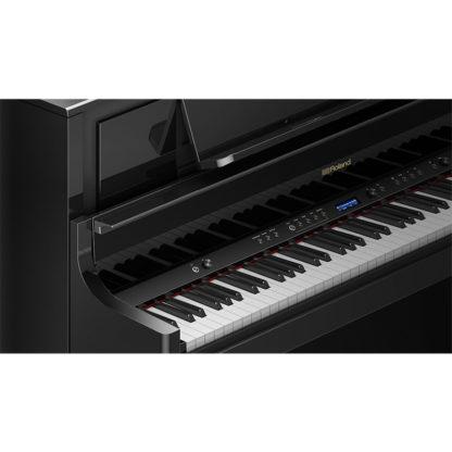 Roland LX708 Digital Piano Polished Ebony