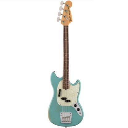 Fender Justin Meldal-Johnsen Mustang Bass