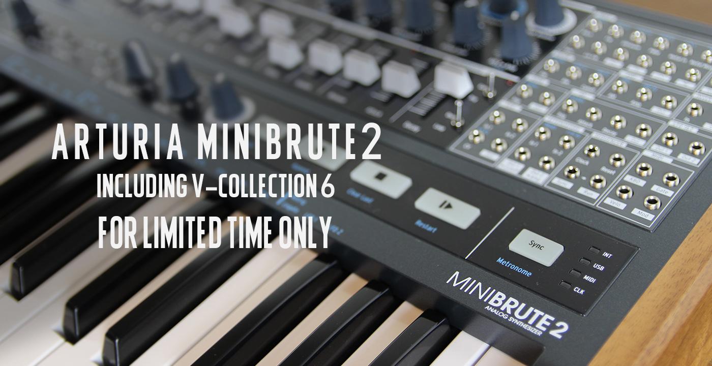 Minibrute 2 Promo