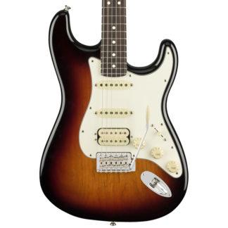 Fender American Performer HSS Strat burst