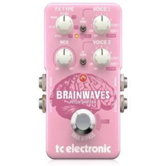Brainwaves-pitch-shifter