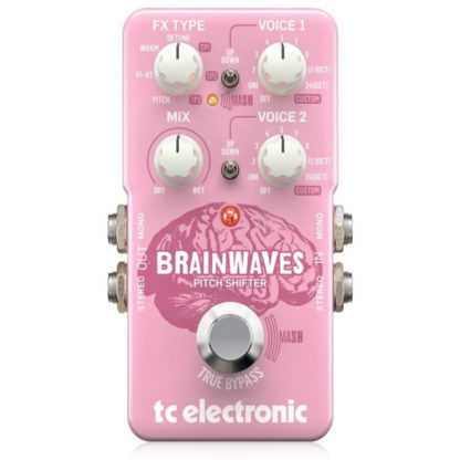 Brainwaves-pitch-shifter