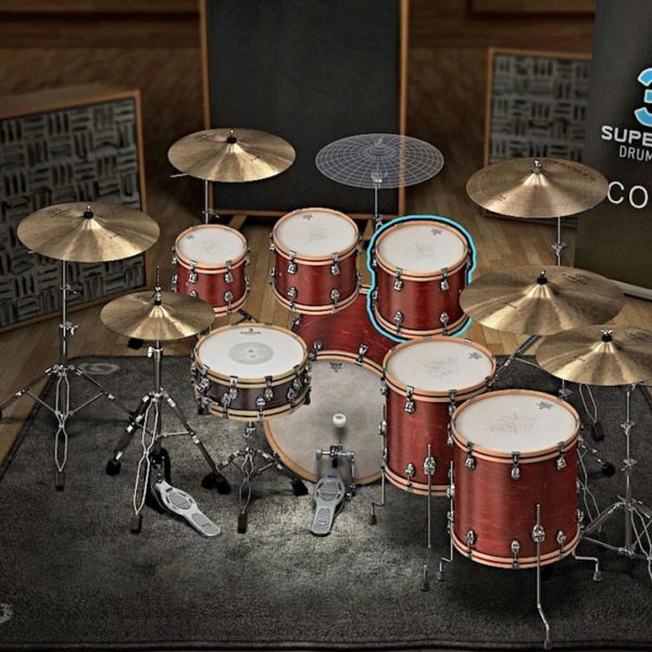 Using Superior Drummer 3 with Roland Drums
