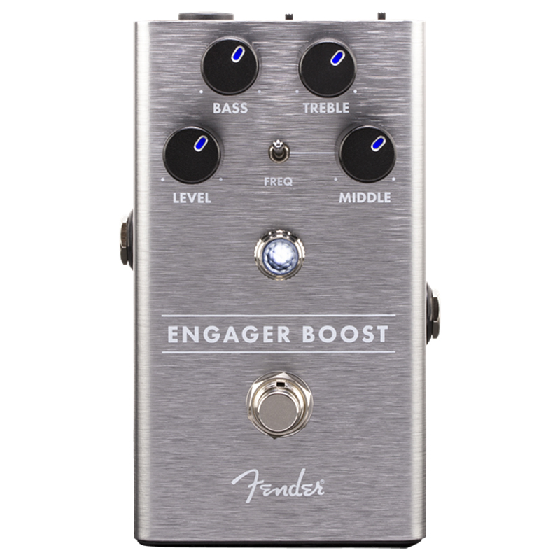 Boost, EQ & Compressor image