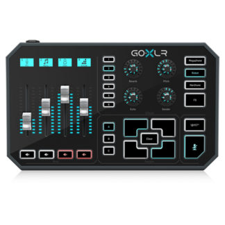 TC Helicon Goxlr