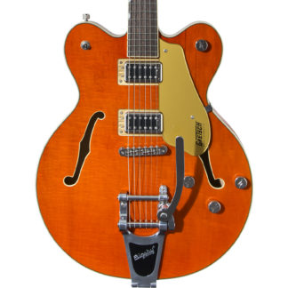 Gretsch G5622T Electromatic Center Block Bigsby Orange Stain