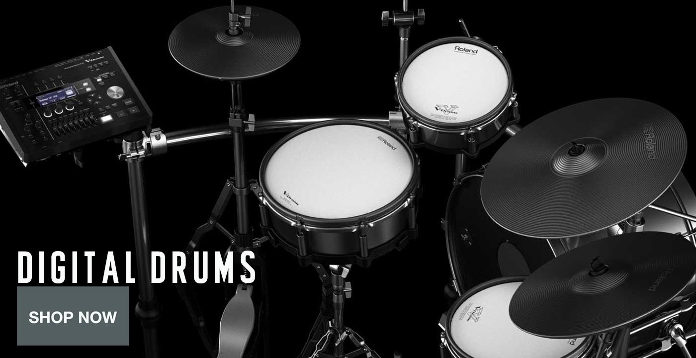 Digital Drums Hero Shop Now