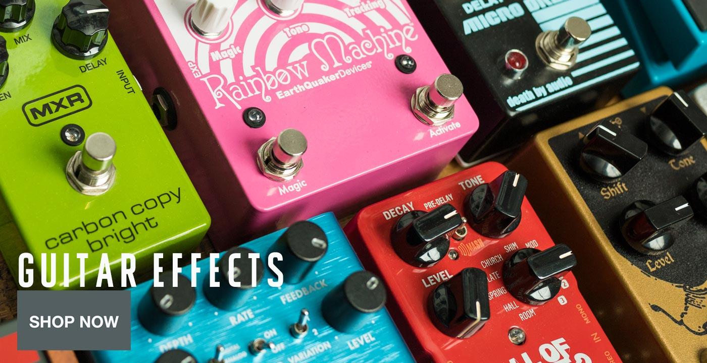 Guitar Effects Hero Shop Now