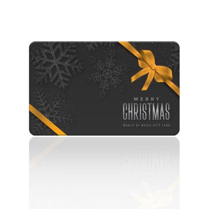 WOM Xmas Gift Card
