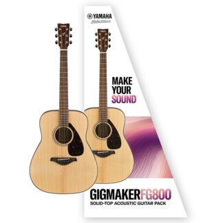 Yamaha Gigmaker 800 Pack