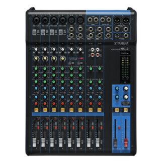 Yamaha MG12 12 Channel Mixer