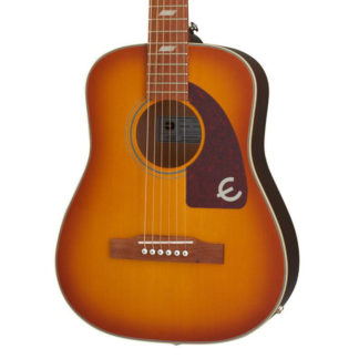 Epiphone Lil Tex Travel Acoustic Guitar