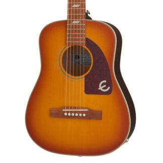 Epiphone Lil Tex Travel Acoustic Guitar