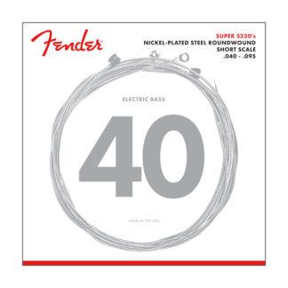 Fender 40-95 Short Scale bass strings
