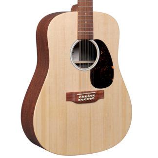 Martin D-X2E 12 String Acoustic Guitar Body