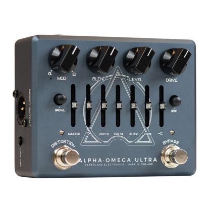Darkglass Alpha Omega ultra bass pedal