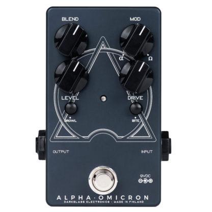 Darkglass Alpha omicron bass distortion pedal