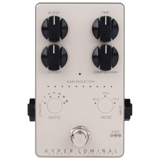 Darkglass Hyper Luminal Compressor pedal