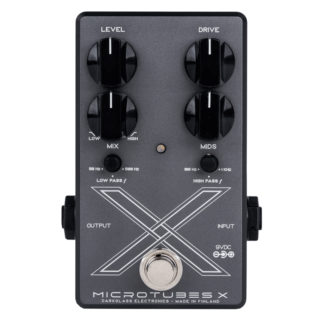 Darkglass Microtube X Bass Overdrive pedal